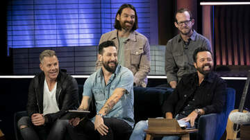 iHeartCountry - Old Dominion Talk 'Songland,' Recording Winner's Track 'Young'