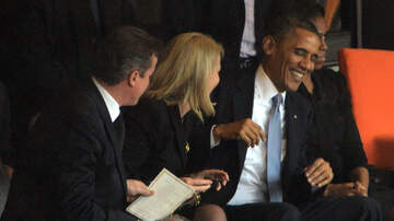 VB in the Middle - This isn't the first time a POTUS has had an issue with a Danish PM...