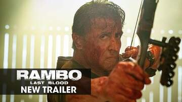 Call me Furious...... Mr. Furious! - CHECK IT: New Rambo: Last Blood Trailer Looks AMAZING