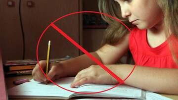 Chris Marino - Teacher Begins No-Homework Policy So Kids Get More Family Time