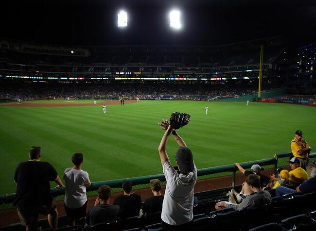 Washington Nationals v Pittsburgh Pirates