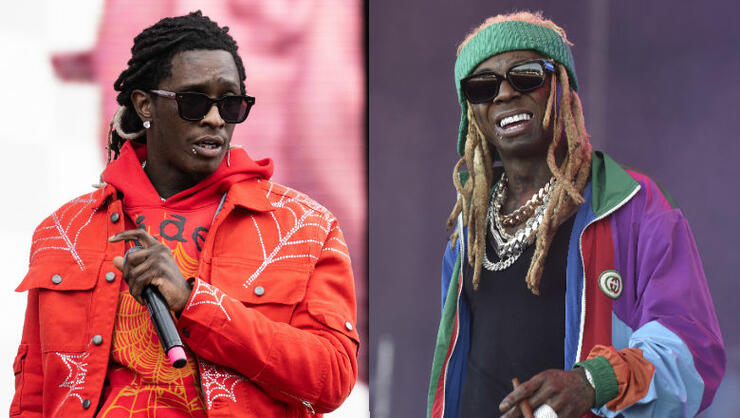 Young Thug Reveals Why He Thinks Lil Wayne Doesn't Like Him | iHeartRadio