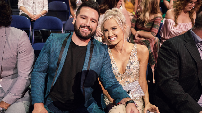 Dan + Shay's Shay Mooney And Wife Hannah Are Expecting Baby Boy