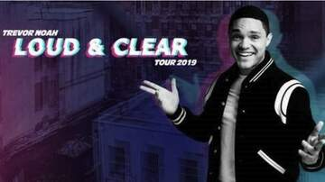 Johnny Maze - Trevor Noah Loud & Clear Tour | Pre-sale