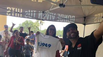 En TUs Calles - TU 94.9 at Florida Technial College 8.10.19