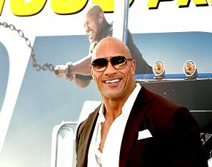 "Dwayne ""The Rock"" Johnson tops the Forbes highest paid list"