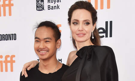 Entertainment News - Angelina Jolie Holds Back Tears Seeing Her Son Maddox Off To College