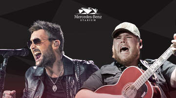 None - ATLive - Sunday with Eric Church, Luke Combs and more