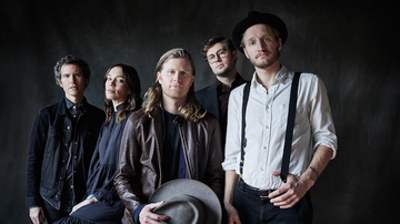 iHeartRadio Live - The Lumineers to Celebrate 'III' During Intimate Album Release Party in NYC