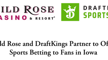 Miller and Condon - Wild Rose Casino and Resort Partners with DraftKings