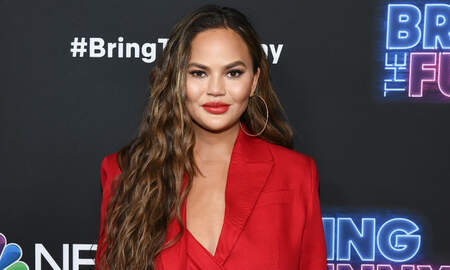 Entertainment News - Chrissy Teigen Claps Back At Troll Who Tells Her To Wear A Bra