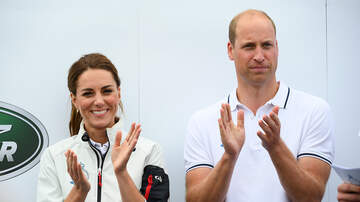 Entertainment News - William & Kate Fly Commercial Amid Harry & Meghan Private Jet Drama