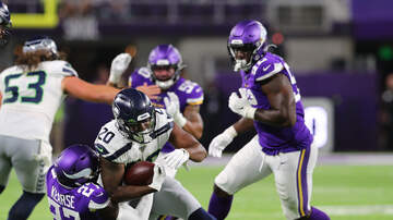 Seattle Seahawks - Rashaad Penny and the Seahawks not at all bothered by dud against Vikings