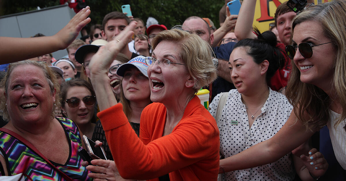Kuhner's Corner: Warren's Phony Apology