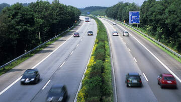 National News - Eight-Year-Old Takes Parent's Car On 86-MPH Joyride On The Autobahn