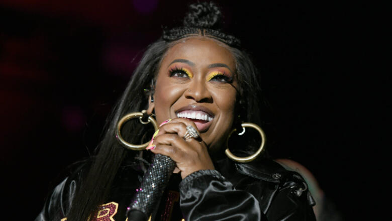 Surprise! Missy Elliott Is Dropping A New Album Tonight