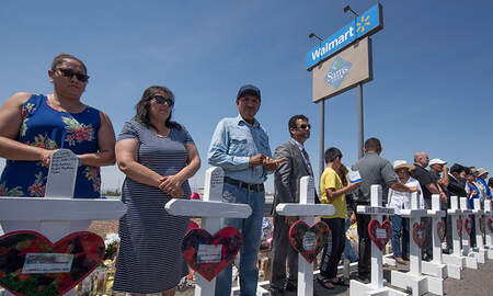 National News - Walmart Will Reopen El Paso Store With A Memorial To Mass Shooting Victims