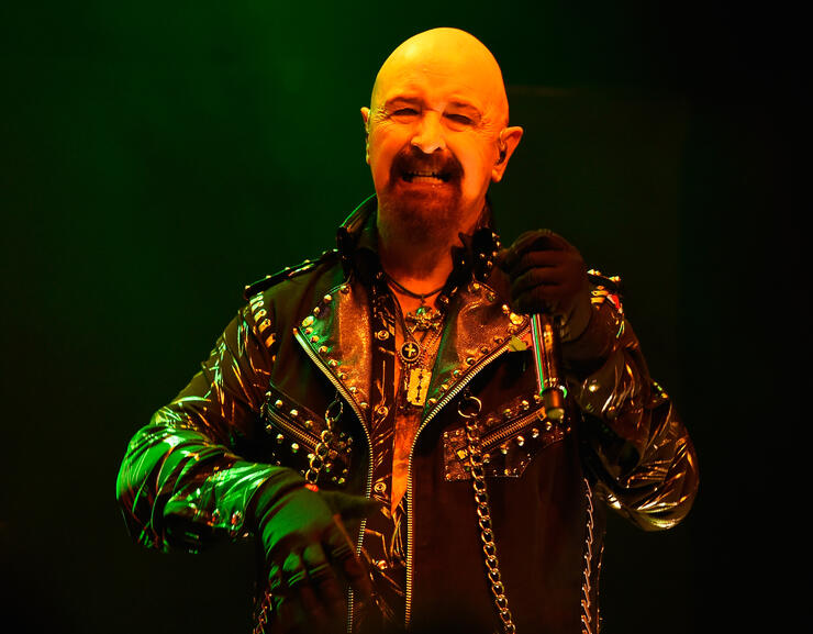 20 Things You Might Not Know About Birthday Boy Rob Halford | iHeartRadio