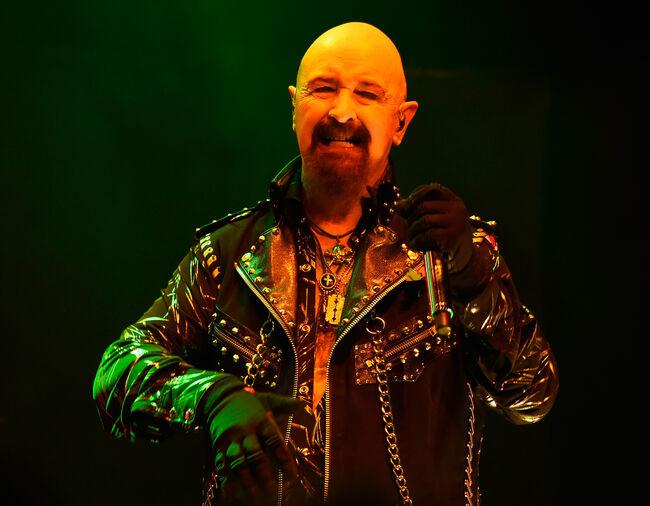 Judas Priest Perform At The Nokia Theatre L.A. Live