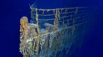 The Gunner Page - First Images of Titanic in 14 Years Shows Ship Is Deteriorating (VIDEO)