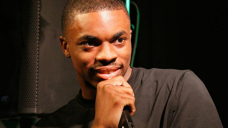 Vince Staples at The Sprite Corner