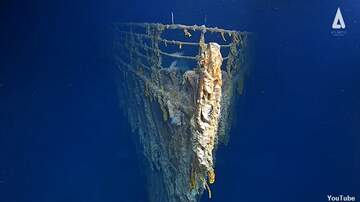 Coast to Coast AM with George Noory - First Visit to Titanic Wreck in 14 Years Reveals Signifcant Deterioration