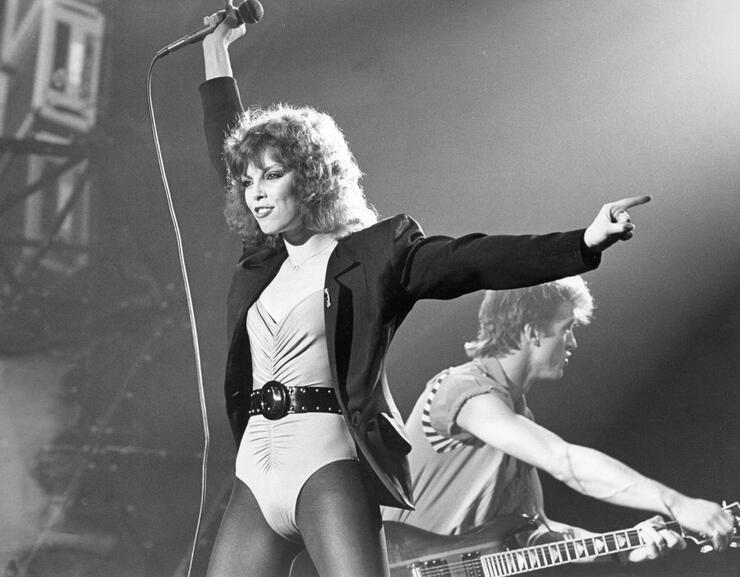 22 Things You Might Not Know About Pat Benatar | iHeartRadio