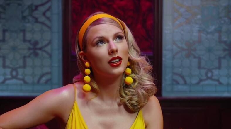 Taylor Swift Releases 'Lover' Video One Day Before Album Release