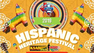 None - 2019 Hispanic Heritage Festival Sponsored By South Texas Ford