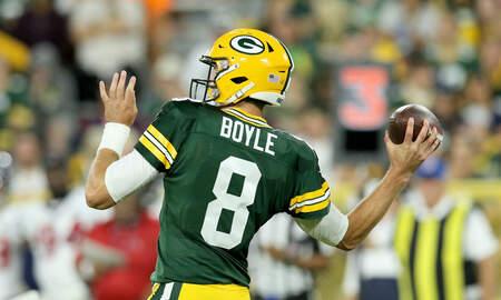 Packers - Aaron Nagler's Gut Reactions: Raiders 22, Packers 21