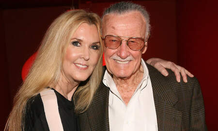 Entertainment News - Neither Disney Nor Marvel Reached Out After Stan Lee's Death, Daughter Says