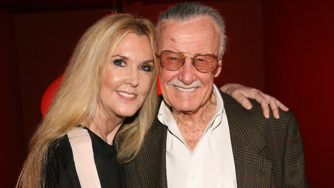 """""""With Great Power: The Stan Lee Story"""" - Los Angeles Premiere"""