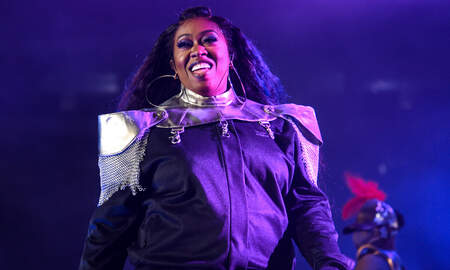 Trending - Missy Elliott Drops First Project In 14 Years With 'Iconology' & New Video