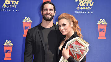 iHeartRadio Music News - WWE Stars Becky Lynch & Seth Rollins Are Engaged