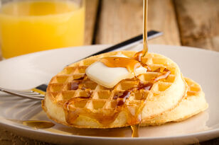 Where To Get Free Waffles For National Waffle Day