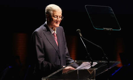 National News - David Koch, Billionaire Conservative Activist and Philanthropist Dies at 79