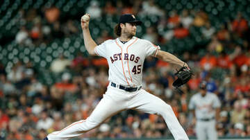 Sports Desk - Cole, Astros Tame Tigers