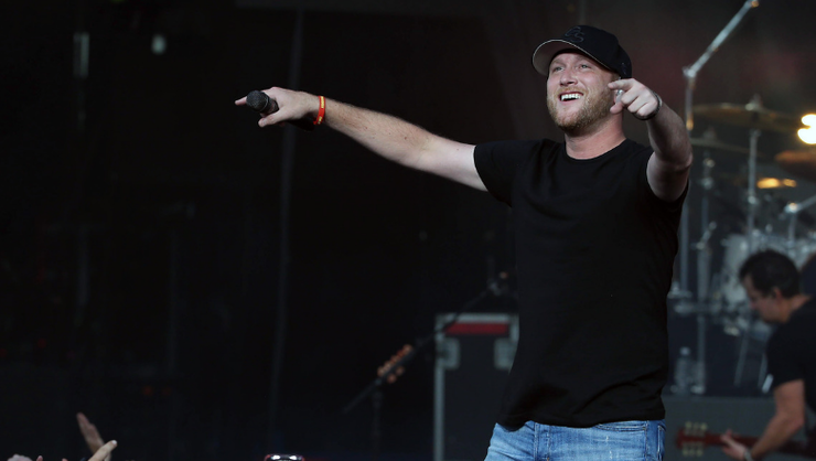 Cole Swindell Drops New Song 'Down To Earth' | iHeartRadio