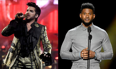 Rock News - Adam Lambert, Usher Among Celebrities Robbed In Realtor's Burglary Scheme