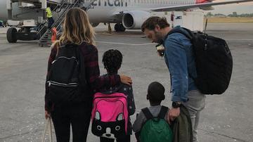 Amy - Amy's Trip To Haiti Got Cancelled Again