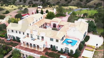 National News - Details on Jeffrey Epstein's Mysterious Zorro Ranch in New Mexico Emerge