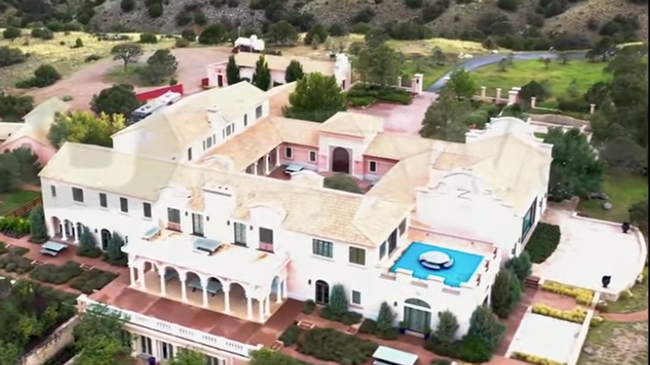 Epstein mansion in Arizona