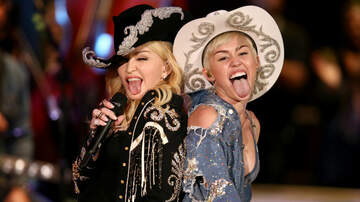 Entertainment News - Madonna Praises Miley Cyrus For Addressing Liam Hemsworth Infidelity Rumors