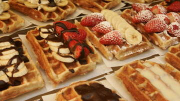 The DSC Show - Happy National Waffle Day! Want a freebie?