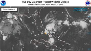 Florida News - Tropical Depression Could Develop Over Weekend