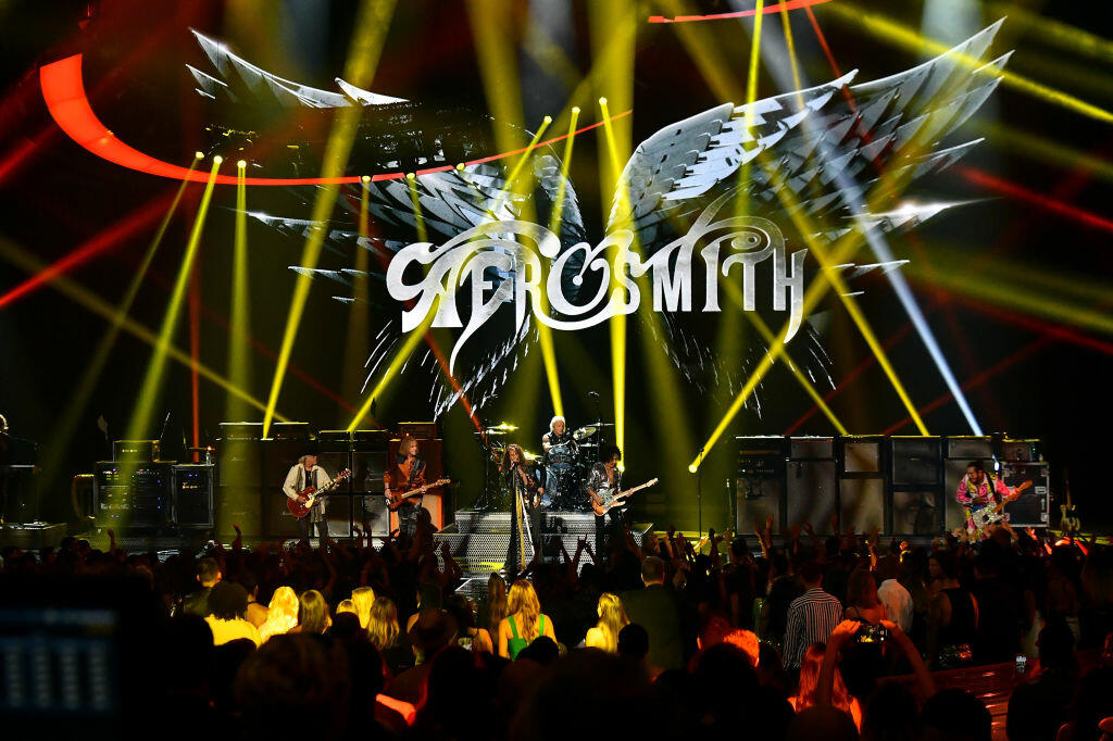 Being Captivated by Aerosmith and Homes: Friday's Show