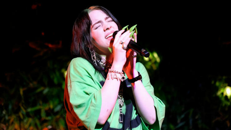 Billie Eilish Concert To Stream On Virtual Reality Platform Oculus Venues | iHeartRadio