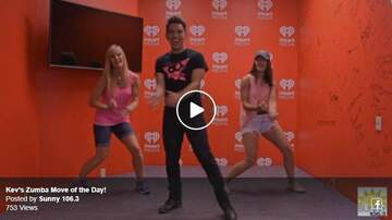 Kev's Move Of The Day - Zumba Move of the Day 8/16/19