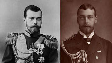 iHeartRadio Podcasts - Family Ties: Cousins King George V And Tsar Nicholas II On Noble Blood