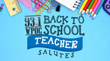 WPOC Country News - WPOC's Back To School Salutes